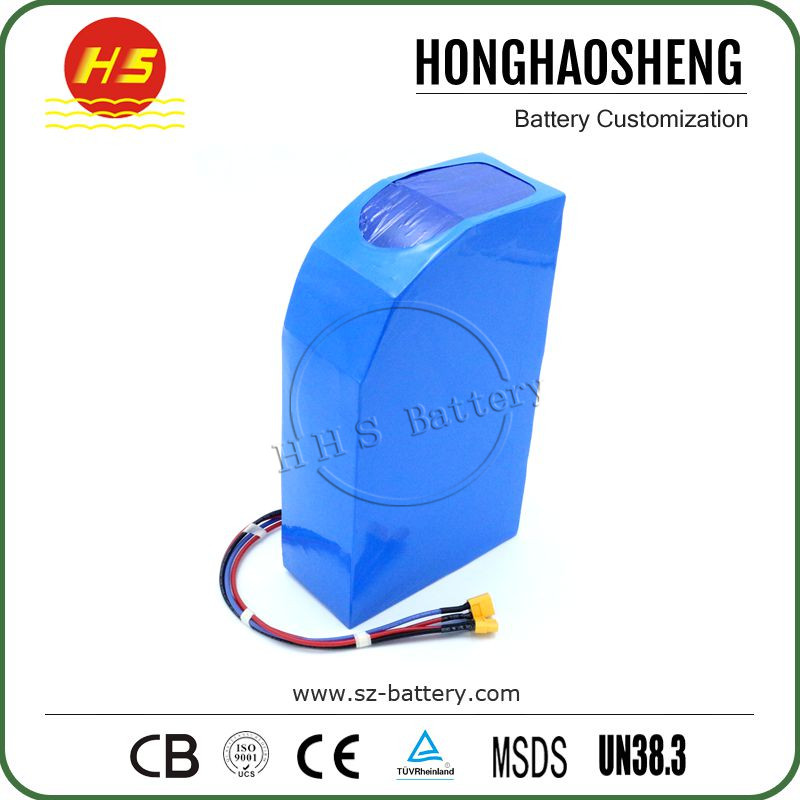 48v 20ah electric vehicle rechargeable lithium battery pack