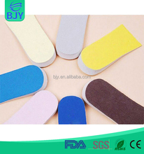 Hot Sale 2 Pair Removable EVA Height Inserts Shoes Insoles For Height Increasing