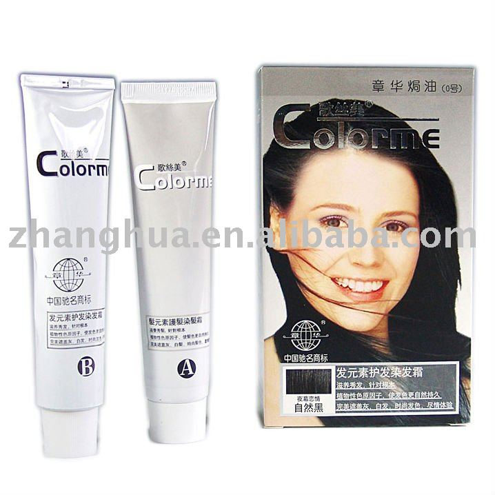 Colorme hair color cream