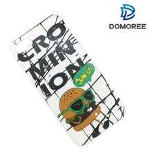 2017 Chinese factory supplier customized cartoon cool style printing mobile phone case for iphone 6 7
