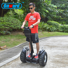 Onward eye catching new concept personal transporter with CE best 2-wheel off road electric standing scooter