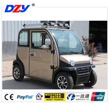 2016 china new appearance all electric car