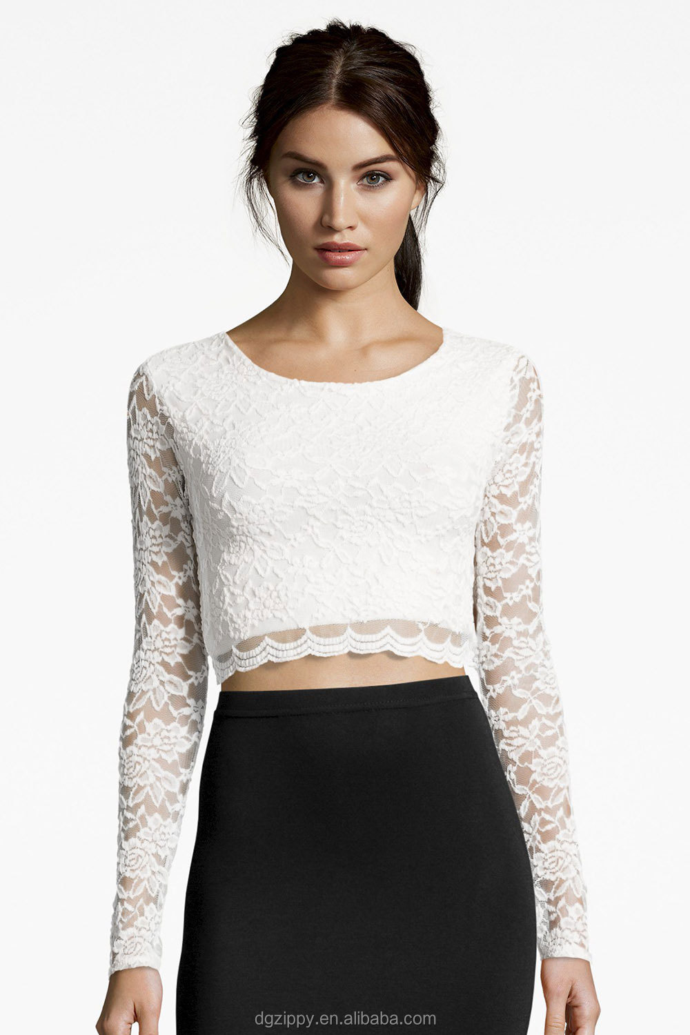 Buy the latest crop tops - plus size, black, white crop top outfits cheap shop fashion style with free shipping, and check out our daily updated new arrival crop tops at truemfilesb5q.gq Crop Top Sleeve Length: Long Sleeves Collar: Round Collar Style: Casual,Novelty I agree to receive marketing information about Rosegal products and services.