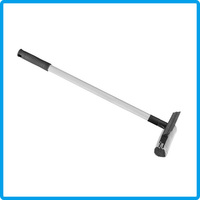 115cm long mental handle car squeegee