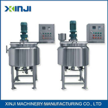 cosmetics perfume and cream machinery mixer homogenizer