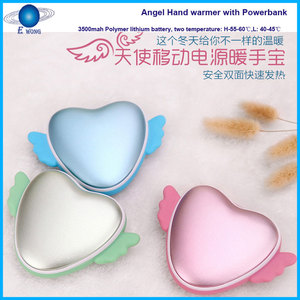 Angel Hand warmer / innovative gifts for men ideas