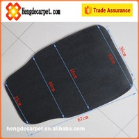 cheap custom fitted car mats,disposable flooring mat for auto,polyester staple fiber