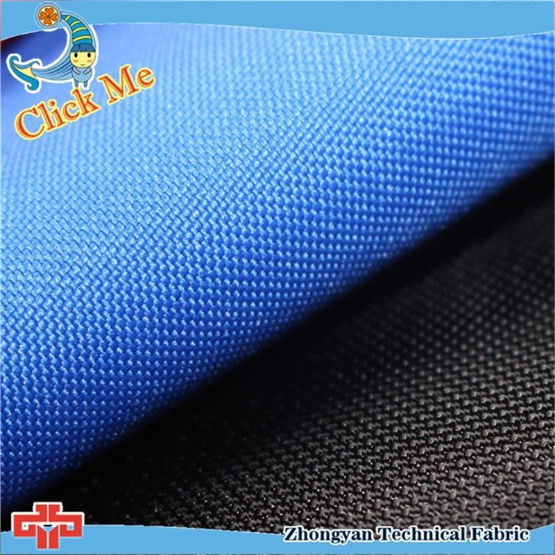 Factory products rpet 190t black taffeta fabric