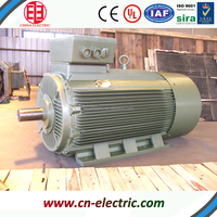 YVF2 Variable Frequency Speed Motor