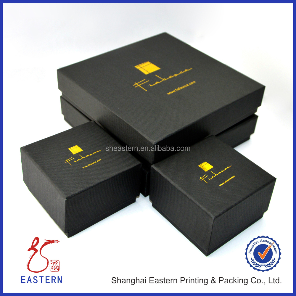 Custom Paper Gift Box Packaging / Cardboard Gift Box