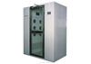 Efficiency 99.995 % Cold Steel Cleanroom Air Shower / Medical Portable Clean Room
