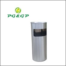 5L stainless steel trash container popular style