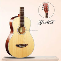 Factory production Mahogany korean guitar manufacturers best price