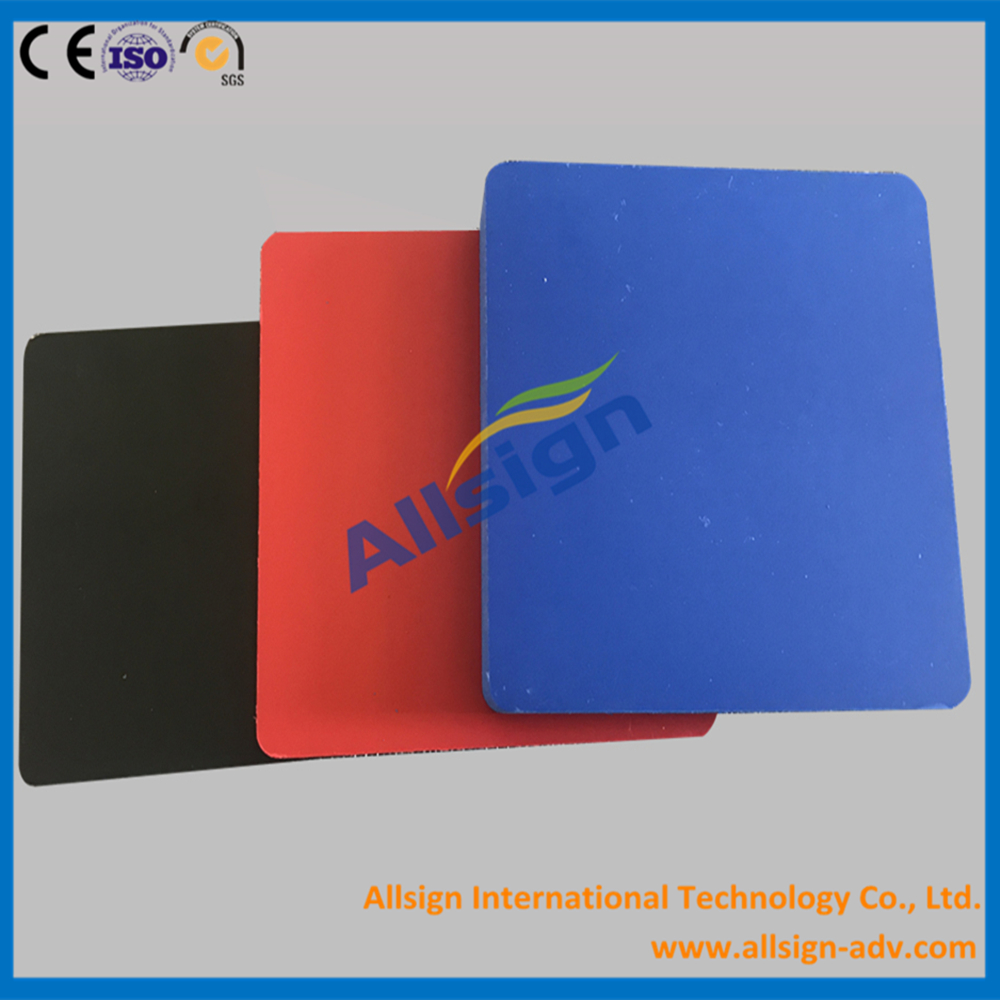 Sports stadium resisitant expanded pvc foam board
