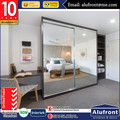 Australia Design Aluminium Robe Door with Mirror Glass