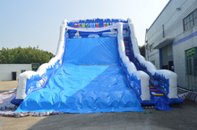 High Quality Giant Inflatable Water Slide for Kids Penguin Water Slide