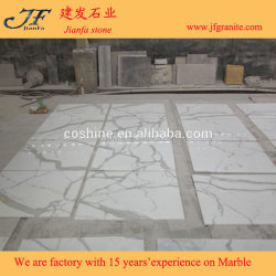 Types Italian white marble calacatta marble tiles and marble