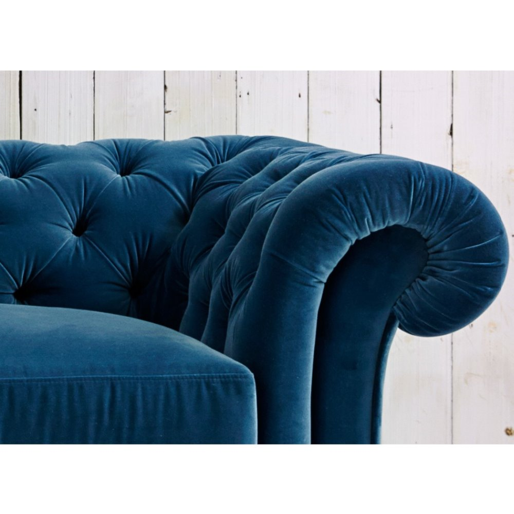 Antique europ enne couchette chesterfield canap lit - Sofa cama chesterfield ...