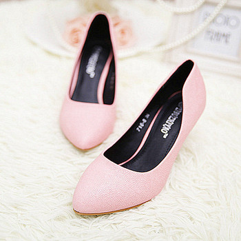 Slip on fashion cusp wholesale import high heel shoes women