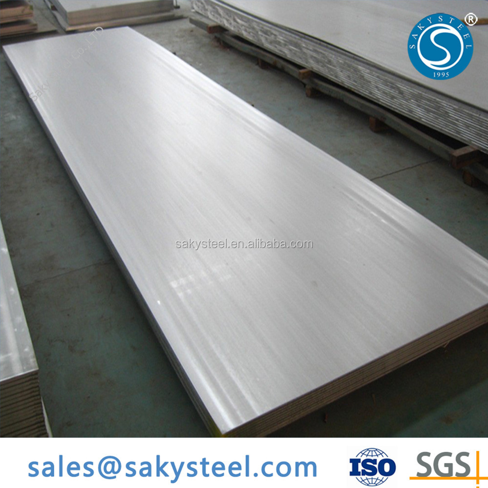 304 precision ground stainless 2B 25mm steel plate manufacturer