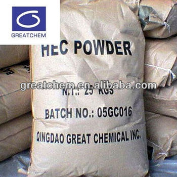 Hydroxy Ethyl Cellulose (HEC Powder)