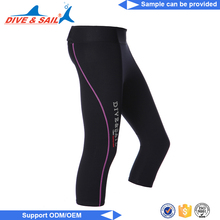 dive&sail Neoprene Super Stretch Diving Surfing quick dry surfing pants suit