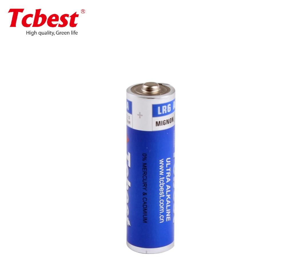 alkaline battery lr6 aa battery tcbest primary dry battery buy lr6 aa battery. Black Bedroom Furniture Sets. Home Design Ideas