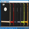 for iphone 6 housing, PC TPU hybrid Rock case