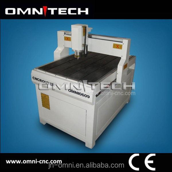 China Jinan omni 6090 pcb router cnc cheap