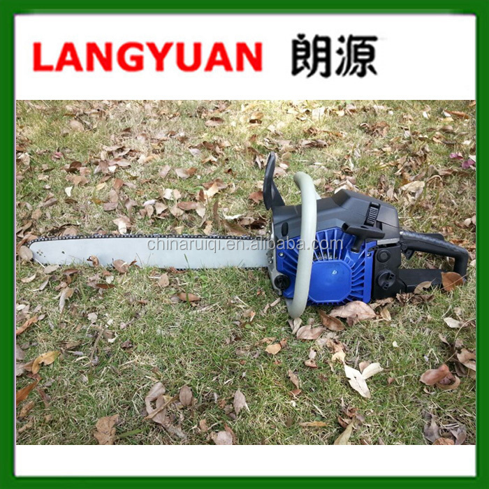 5200 chainsaw new craft High efficiency 52cc chain saw with recoil starter