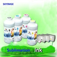 2014 New High QualityDye Sublimation Ink for Inkjet Printers(1 L/100 ML)