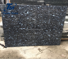 Norway natural stone blue pearl granite tiles on sale