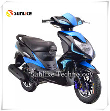 Brand new design scooter with led lights and 150cc 125cc gasoline engine for sport or transportation