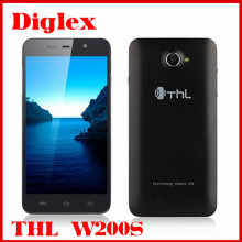 Original UnlocKed THL W200S Mobile Phone 5.0 inch Octa Core MTK6592 Android 4.2 Smartphone 1GB RAM 32GB ROM 8MP Dual Sim Card 3G
