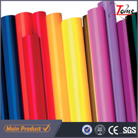 Self Adhesive Color PVC Film Oracal 651 Computer Cutting Plotter Vinyl / cutting vinyl material