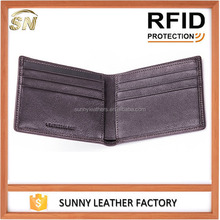 Alibaba China Branded high quality men wallet with cheaper price wholesale