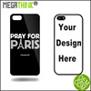 Pray for PARIS Custom UV Printing Case Cover for iPhone 5s 6 6s and 6plus