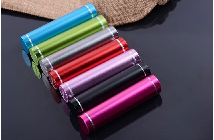 For promotion and gift! 2600mah High quality power bank
