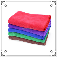 China Best Quality Factory Price 40*40cm Soft Microfiber Cleaning Products for Household