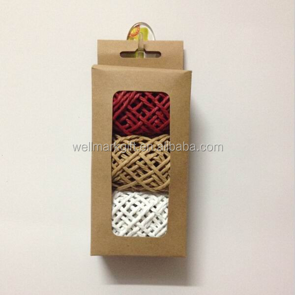 Gift Wrapping Decoratio Twisted Paper Twine