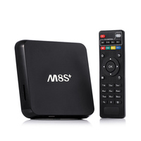 M8S Plus/M8s+ Set Top Box Amlogic S812 2G/8G Build-in WiFi Bluetooth 4.0 katkit M8S M8s+ Android 5.1 TV Box