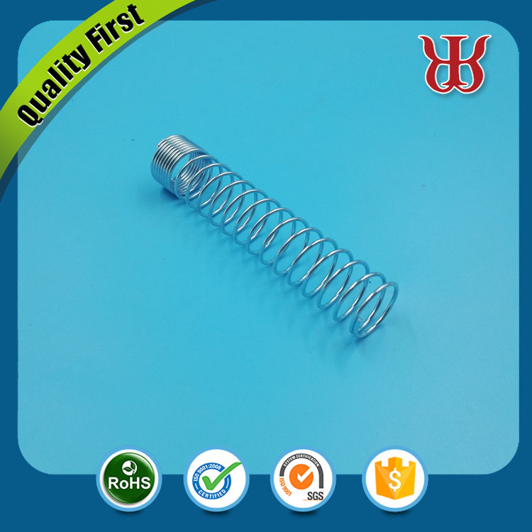1mm spring wire diameter Tin plated or copper plated compression spring