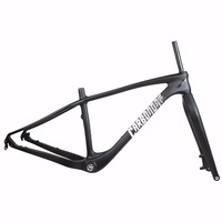 "high quality manufacture full carbon fiber fat mountain bike frame 26er size 15.5""/17.5""/19""/20.5"""
