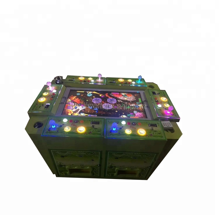 6 Seats 32 Inch Monitor Fish Game Machine Small Fish Table Tiger Slayer For  Sale - Buy 6 Seats Fish Game Machine For Sale,Fish Tables,Tiger Slayer For