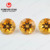 Hot Selling Natural Citrine Round 10mm Size Yellow Light Color