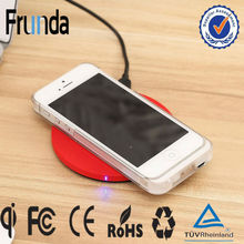 Frunda QI wireless charging back cover for iphone 4s/5s
