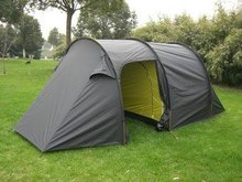 Unique Large Tent Party Camping Tunnel Tent For 2 Pesson 1 hall 1 room