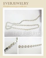 MC chaton cup chain,stone cup chain