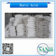 H3BO3 99.9% Powder Boric Acid