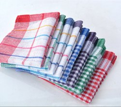Wholesale solid Microfiber Quick-dry W-02 Kitchen Towel